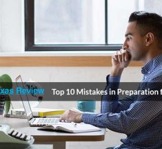 Top 10 Mistakes In GRE Preparation