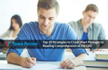 Strategies To Crack Short Passages In Reading Comprehension Of GRE