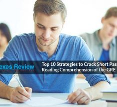 Top 10 Strategies To Crack Short Passages In Reading Comprehension Of The GRE