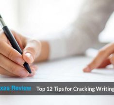 Top 12 Tips For Cracking Writing In PTE