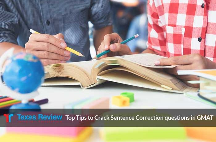 Tips To Crack Sentence Correction Questions In GMAT