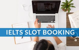 IELTS SLOT BOOKING