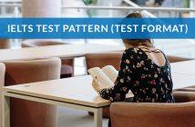 IELTS TEST PATTERN