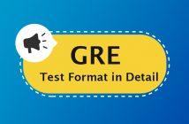 GRE Test Format in Detail