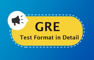 GRE Test Format in Detail