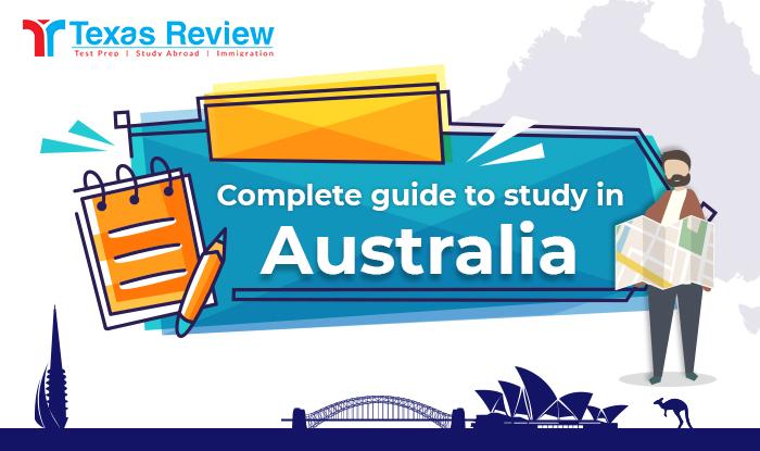 Complete guide to study in Australia