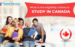 What is the eligibility criteria to study in Canada