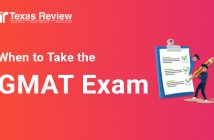 When to Take the GMAT