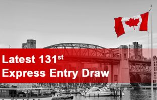 Canada's 131st Express Entry Draw