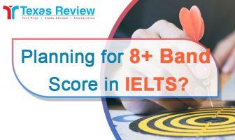 steps to get 8+ in IELTS