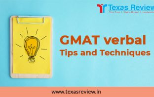 GMAT verbal tips and techniques