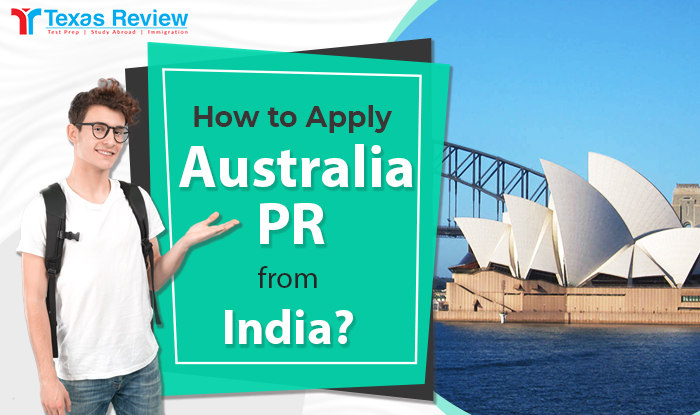 How to apply for Australia PR from India?