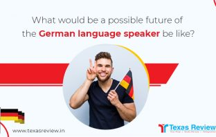 German language speaker
