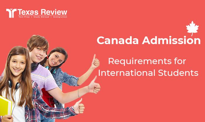 canada university requirement