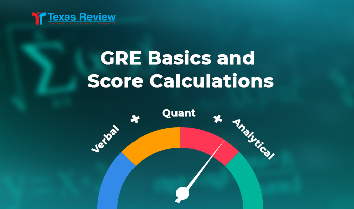 GRE Basics and score calculations