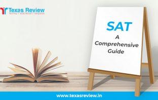 SAT - A Comprehensive Guide
