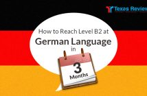How to Reach Level B2 at German Language in 3 Months
