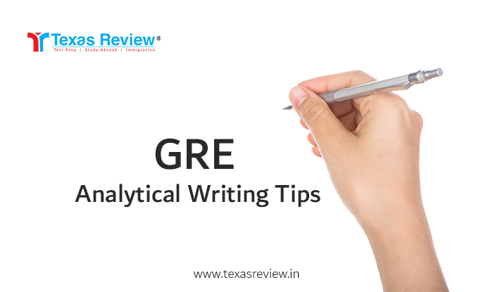 GRE Analytical Writing Tips