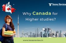 Why Canada for Higher studies?