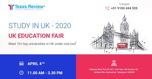 UK Education Fair - 2020