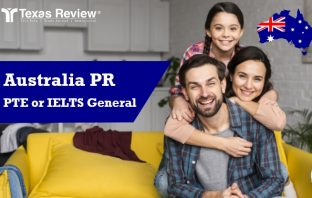 Australia PR PTE or IELTS General