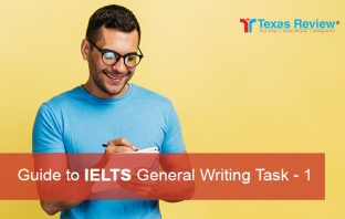 Guide to IELTS General Writing Task - 1