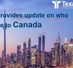 Canada has just released new information on who can travel to the country right now.