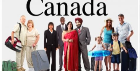 Which family members can come with you to Canada when you immigrate?