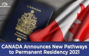 NEW PATHWAY TO PERMANENT RESIDENCY IN CANADA 2021