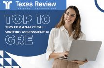 Top 10 tips to ACE the analytical writing assessment in GRE