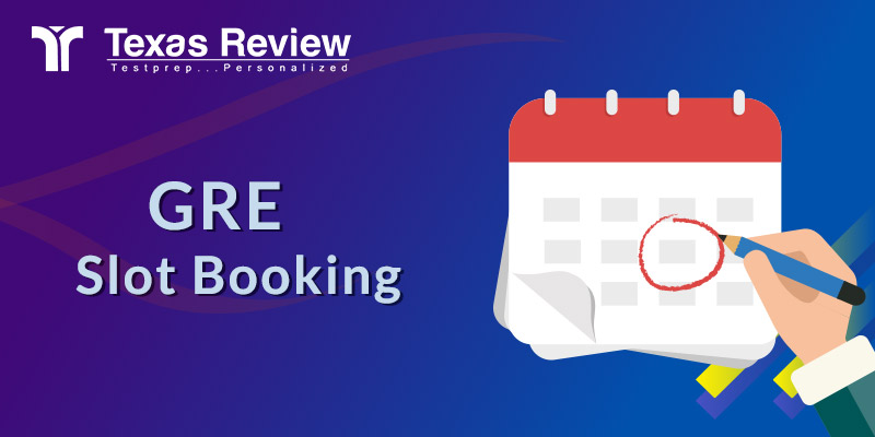 GRE Slot Booking
